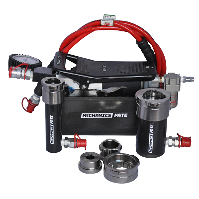 5T - 12T Professional Hydraulic Kit with 5T and 12T cylinders